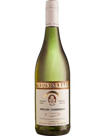 Theuniskraal Semillon/ Chardonnay 2021
